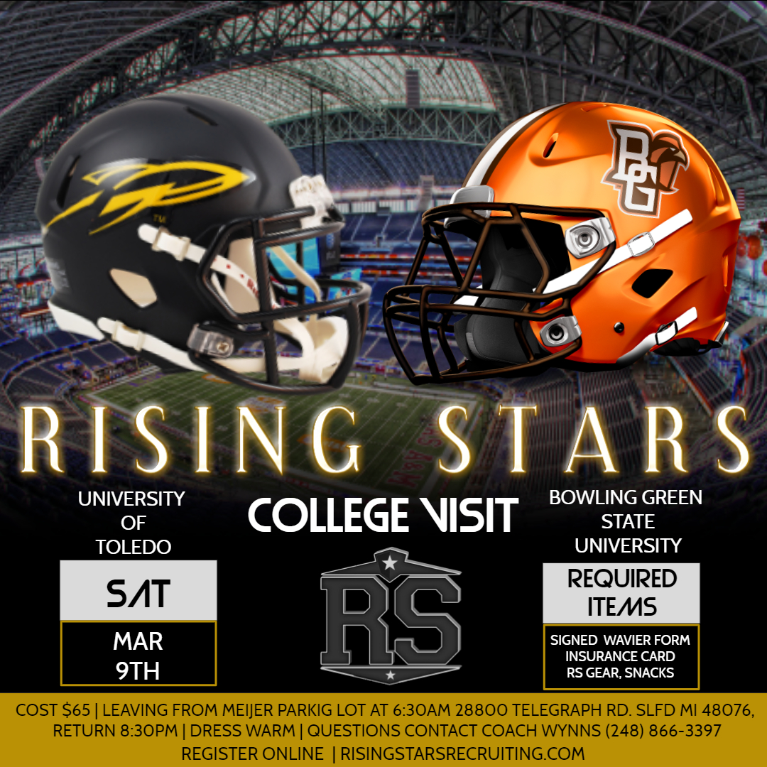 University of Toledo & Bowling Green State University Visit