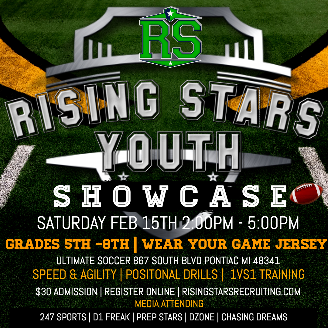 YOUTH SHOWCASE- 2/15/20